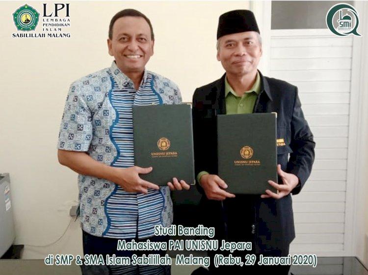 Studi banding UNISNU Jepara