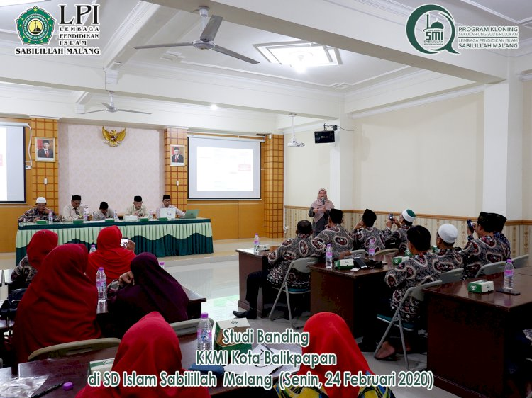 Studi Banding KKMI Kota Balikpapan